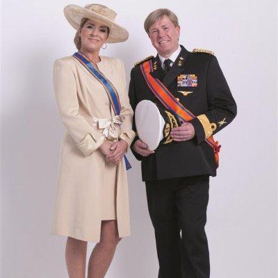 Download promotiefoto van Look a Like Koning Willem Alexander en Koningin Maxima