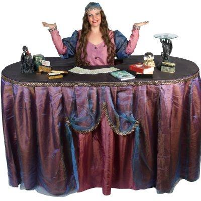Download promotiefoto van Miss Mable Table - Waarzegster