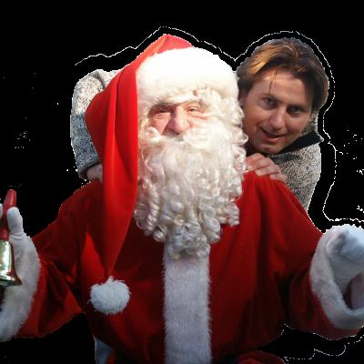 Promotiefoto Persfoto Kinder Kerstshow