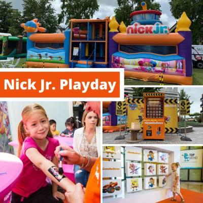 Download promotiefoto van Nick Jr. Playday