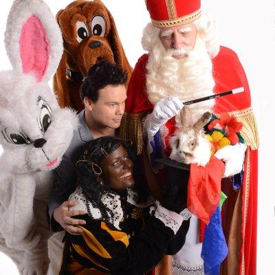 Promotiefoto Feesten met Sinterklaas - Sinterklaasshow