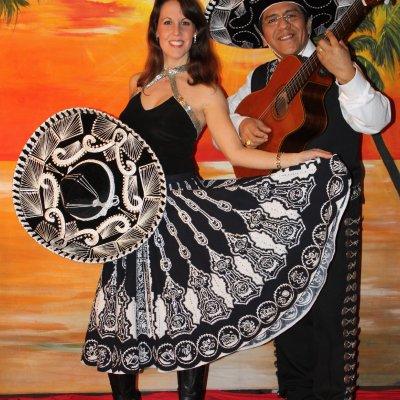 Promotiefoto Mexicaans Mariachi Duo - Los del Sol