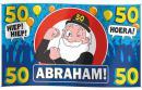 Gevelvlag Abraham | Artiestenbureau JB Productions