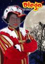 Sinterklaasshows boeken | Diego de Coolste Piet van Nederland inhuren of boeken?