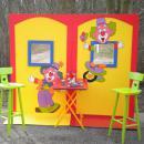 Kinderen schminken - de Clowns Schminkstand - clownshow.nl