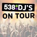 538 DJ's On Tour  - Kindershows.nl