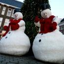 Levens grote Sneeuwpoppen - Winterkost inhuren of boeken | Artiestenbureau JB Productions