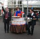 Wandelende Taart - Kindershows.nl