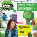 Zappelin Liedjesshow met Nienke - Jeugdshows.nl
