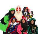 Sinterklaas en 6 Zwarte Pieten huren of inhuren | Artiestenbureau JB Productions