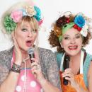 Manuela en Mylenes KaraOke! - Kindershows.nl