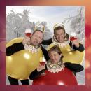 Kerst Entertainment boeken | Levende Kerstballen inhuren of boeken