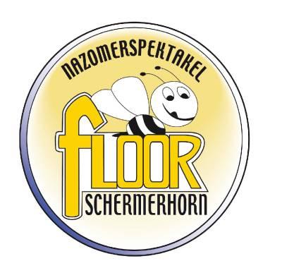 Nazomerspektakel Floor Schermerhorn logo