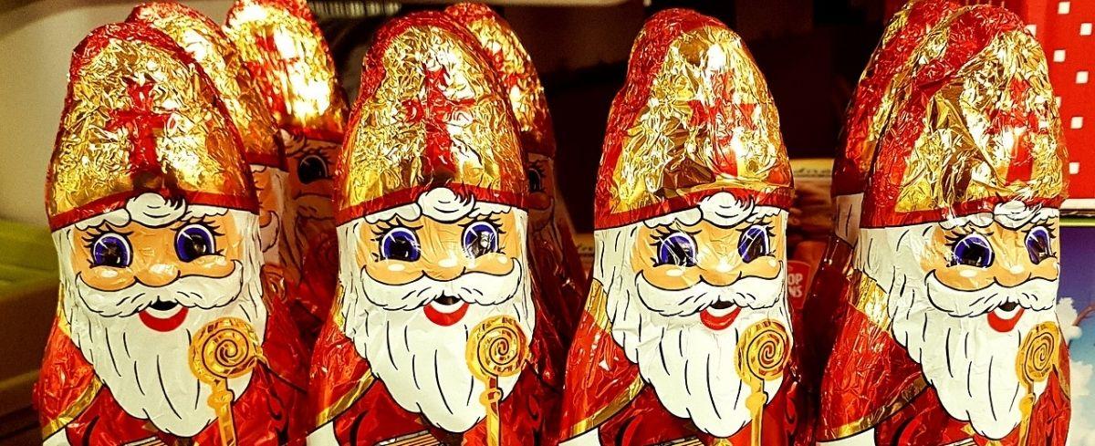 Ingepakte hapjes voor Sinterklaas en duurzaam wegwerpservies