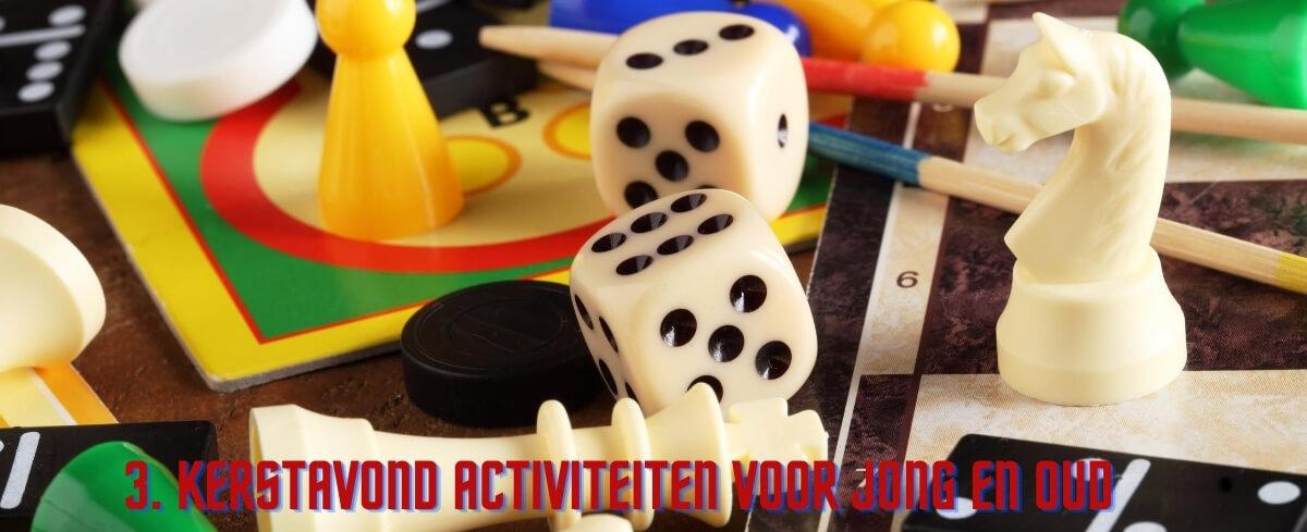 Kerstavond activiteiten voor jong en oud