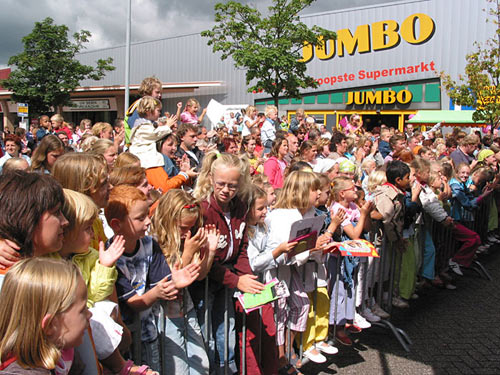 Djumbo Summer Tour groot succes