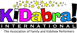 Niels is aangesloten bij Kidabra, de kidsshow preformers.