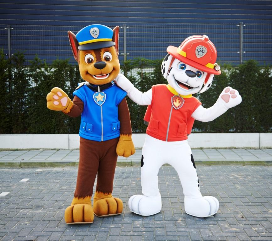 Looppop inhuren? De leukste characters, looppoppen en tv karakters boek je bij Looppop.nl