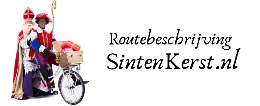 Afbeelding Routebeschrijving SintenKerst.nl