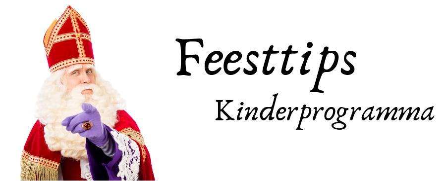 Afbeelding Feesttips Kinderprogramma