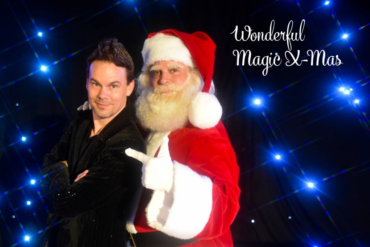 WONDERFUL MAGIC X-MAS